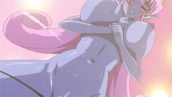 Хентай с большими сиськами: Злая женщина-руководитель