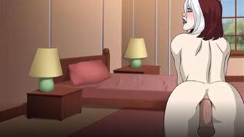 Порно мульт x-men